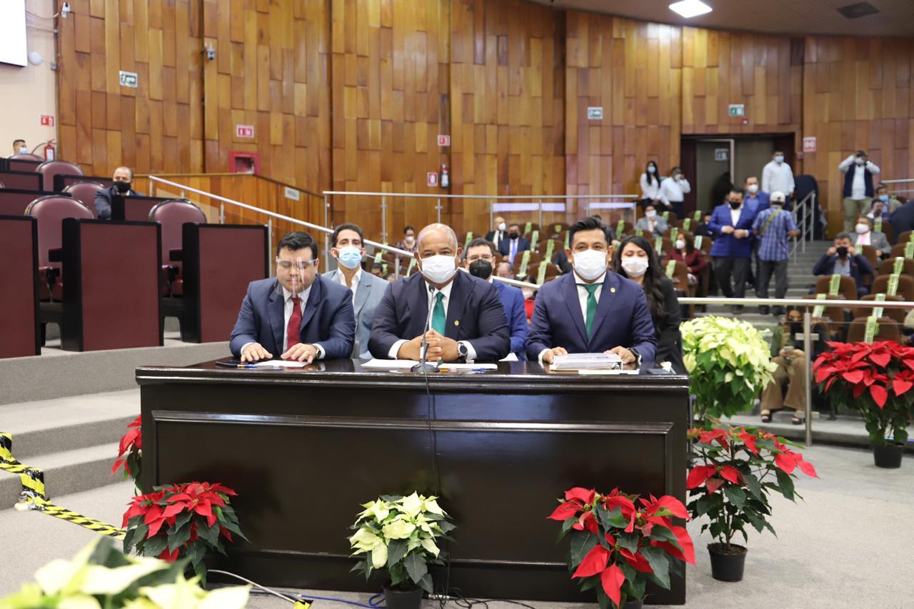Con hechos y acciones respaldamos la transformación de Veracruz: Eric Cisneros Burgos