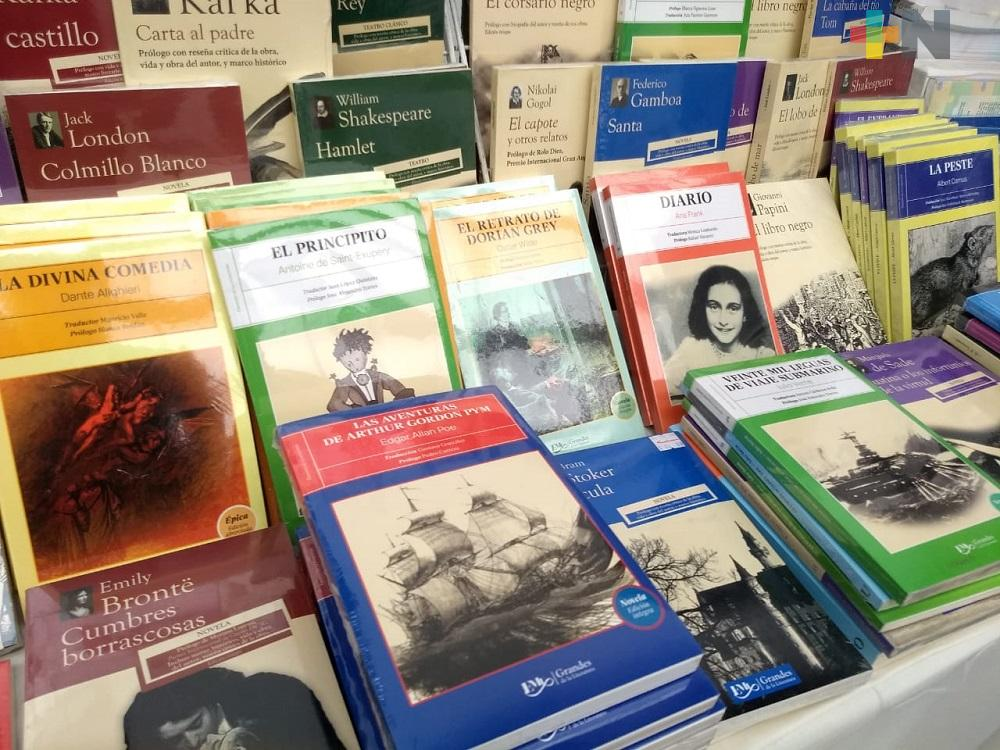 IVEC prepara el regreso de la Feria del Libro Infantil y Juvenil en Xalapa