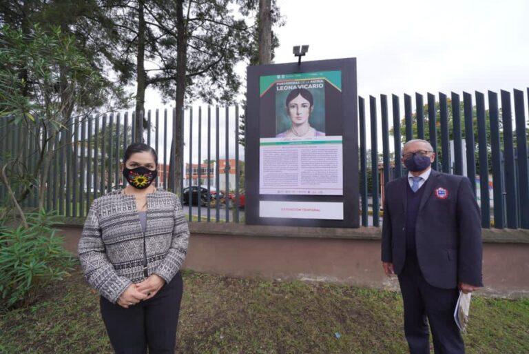 """Desarrolla IVEC proyecto de Galería abierta en la Escuela Normal Veracruzana """"Enrique C. Rébsamen"""""""