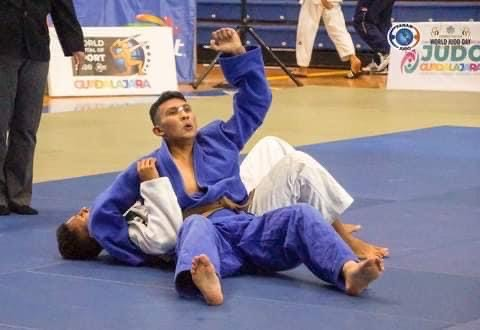 Judocas veracruzanos brillaron en Panamericano 2020