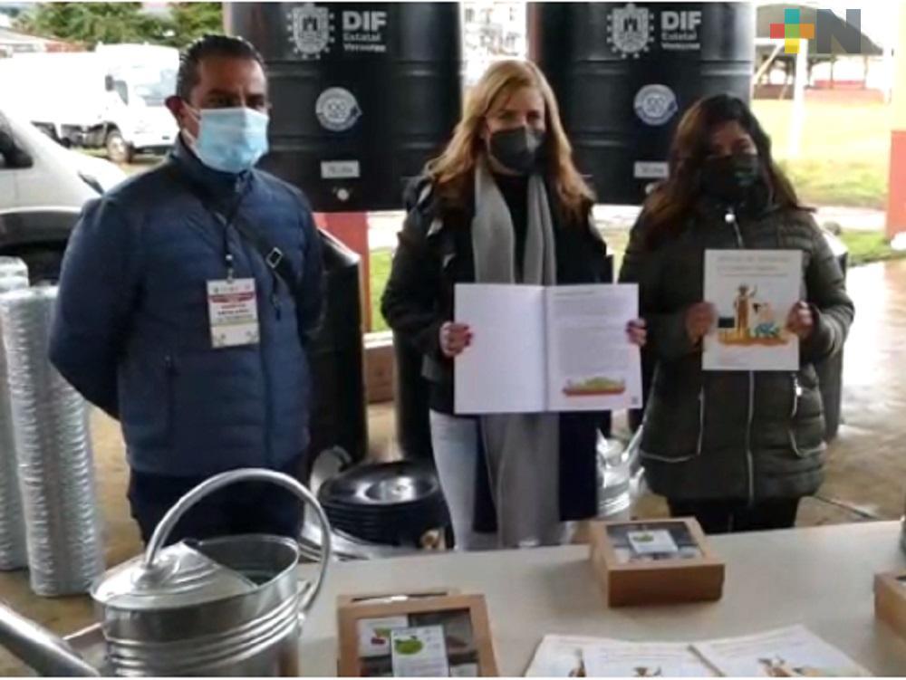 Municipios de Ixcatepec y Zacualpan agradecen a gobierno y DIF Estatal los apoyos otorgados