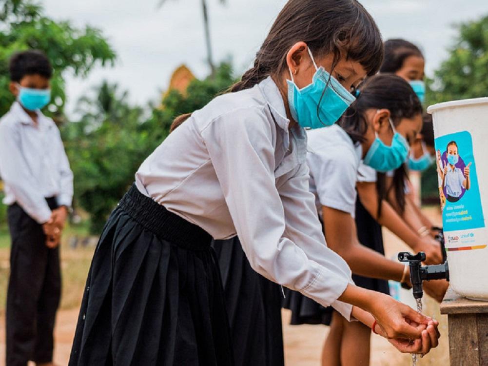ONU presenta un nuevo mecanismo global para financiar programas de saneamiento e higiene