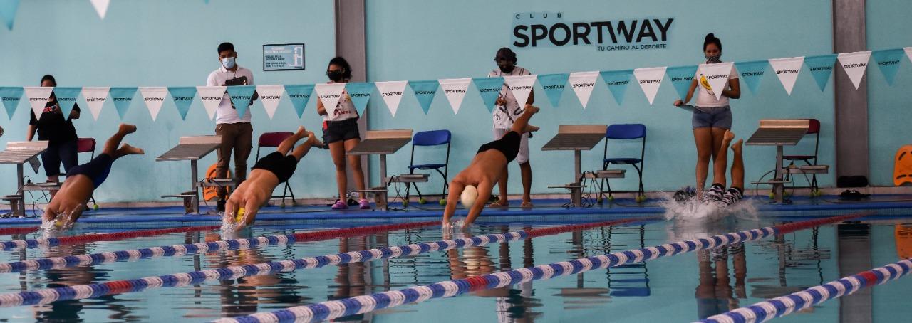 Desarrollaron exitoso Control Técnico Swim 2020