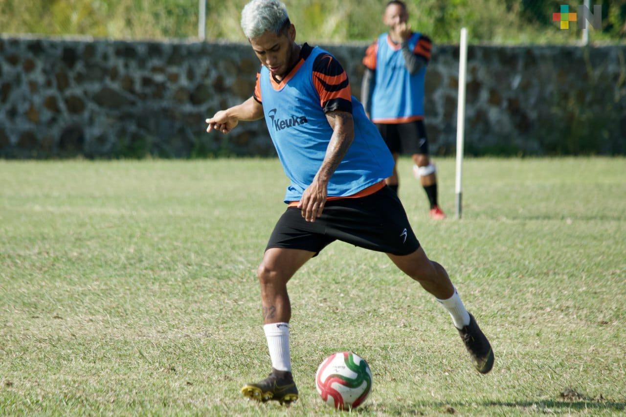 Atlético Veracruz buscará el triunfo ante CVF Tiburón
