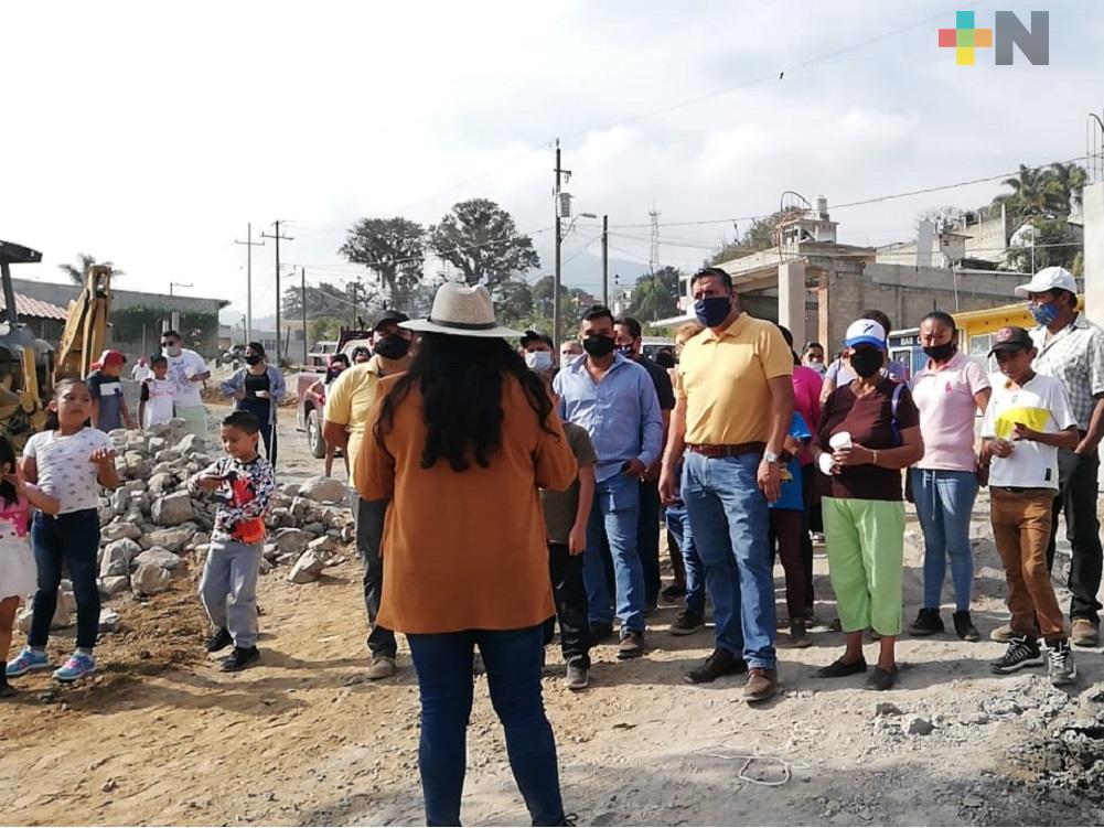 Parque temático de Coscomatepec con avance del 85 por ciento