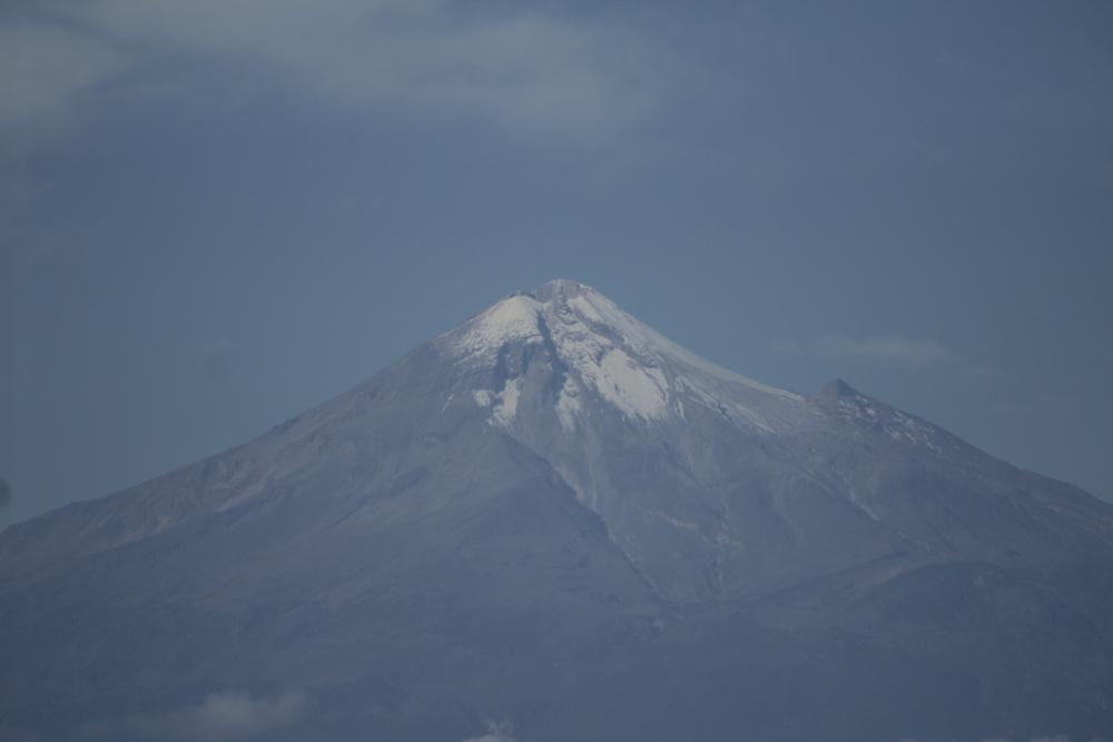 Acceso a Pico de Orizaba y Cofre de Perote será restringido en esta temporada navideña