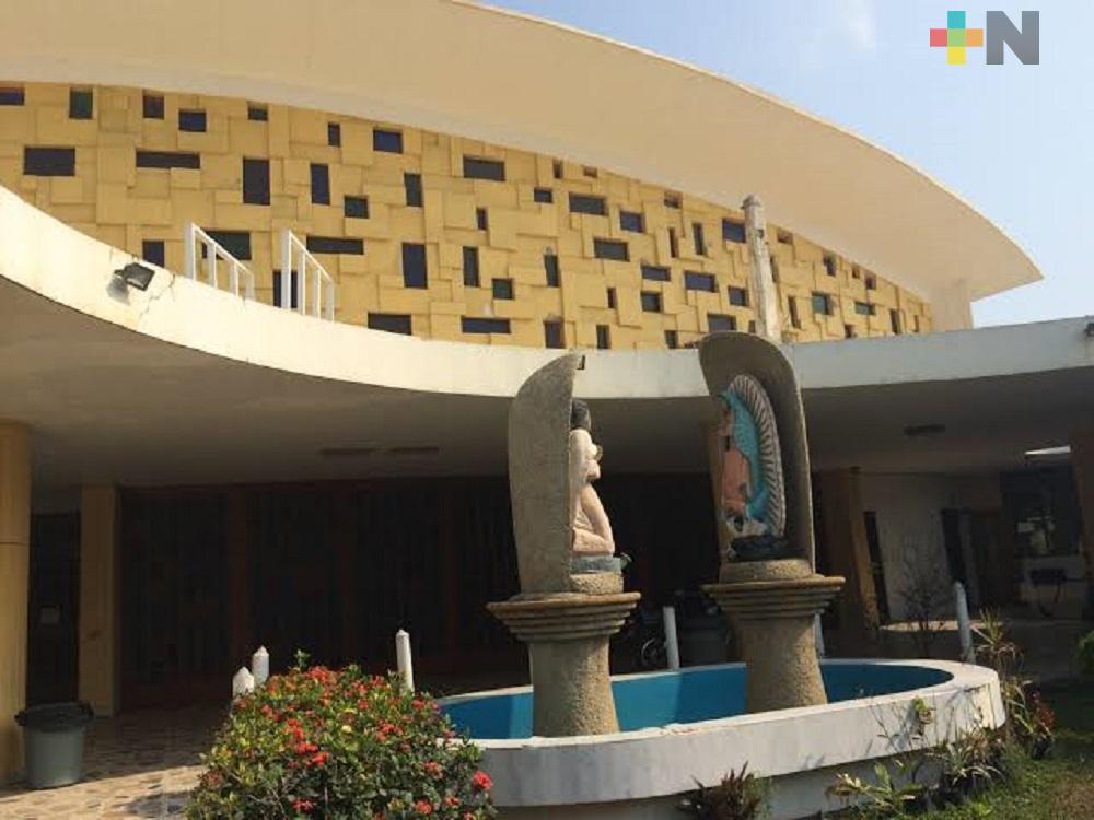 Diócesis de Coatzacoalcos pide a fieles suspender peregrinaciones debido a pandemia
