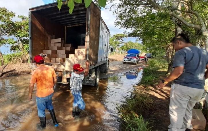 Atendidas las zonas afectada por lluvias, mantiene PC monitoreo en nivel de ríos: Cuitláhuac García