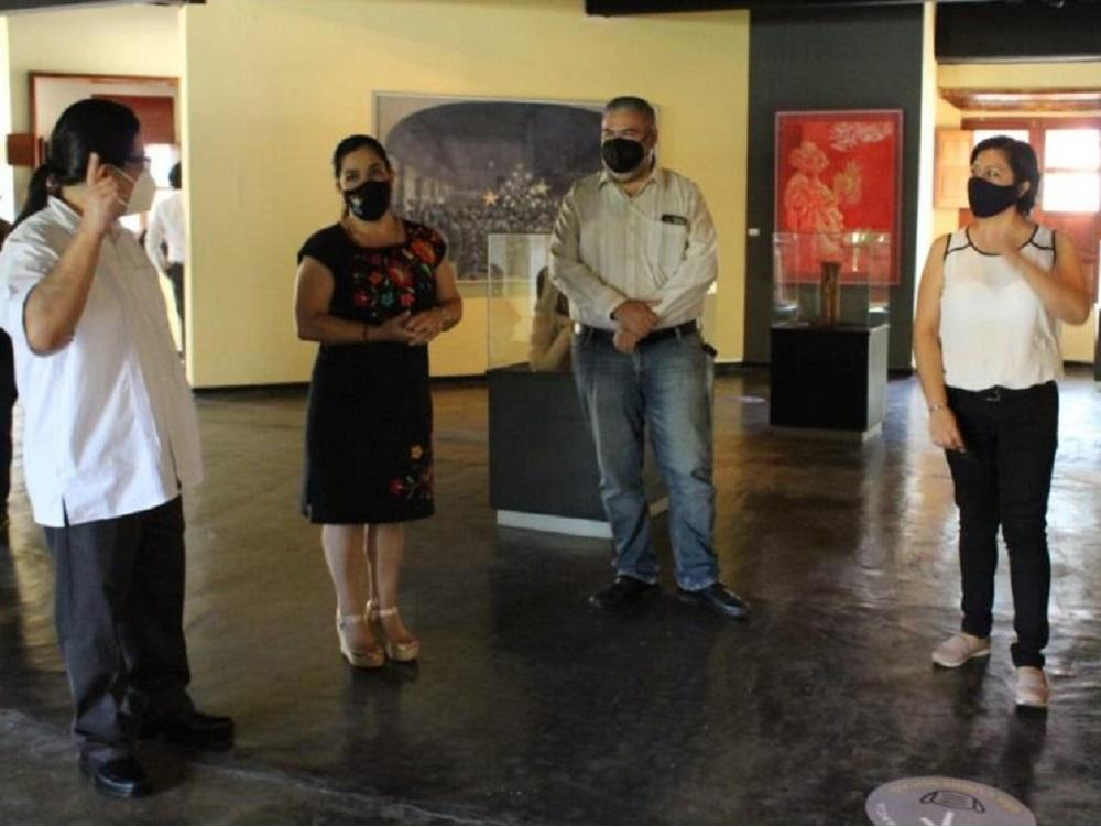 Museo Teodoro Cano de Papantla invita a conocer las expresiones artísticas del Totonacapan