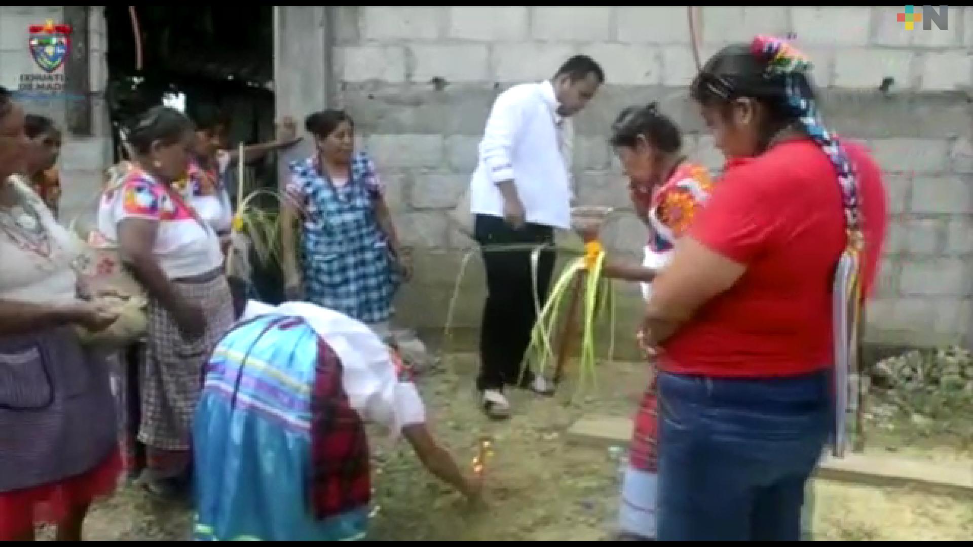Ritual del Chicomexóchitl, la ofrenda del maíz