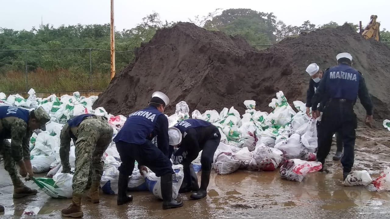 En Chiapas y Tabasco sigue este sábado el censo de viviendas afectadas por inundaciones