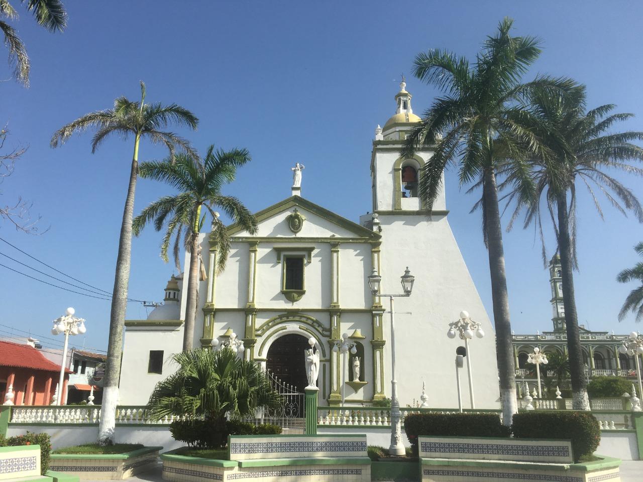 Alvarado, parroquia Nuestra Señora del Rosario