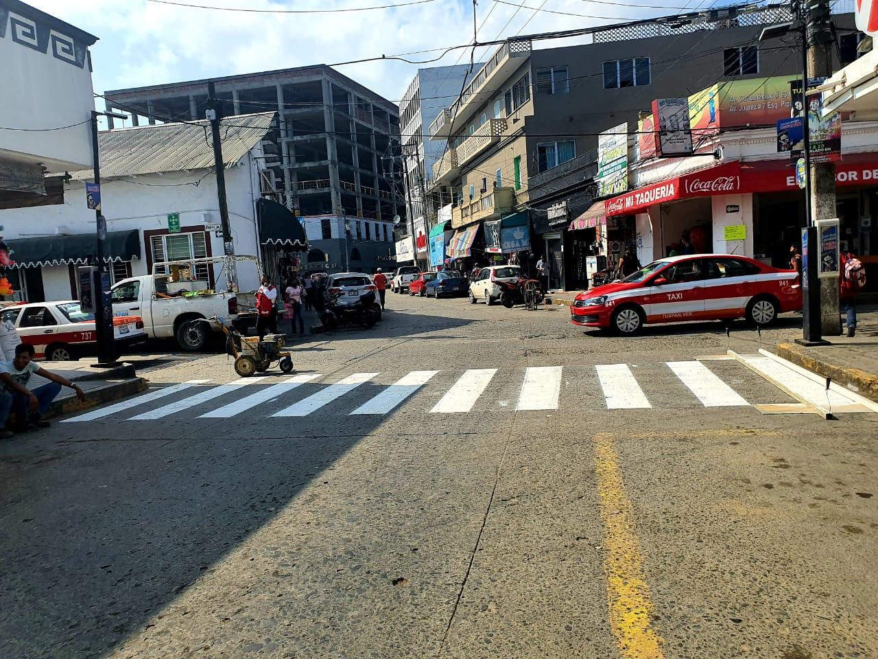 Con la promoción del 1X1 fomentan educación vial en Tuxpan
