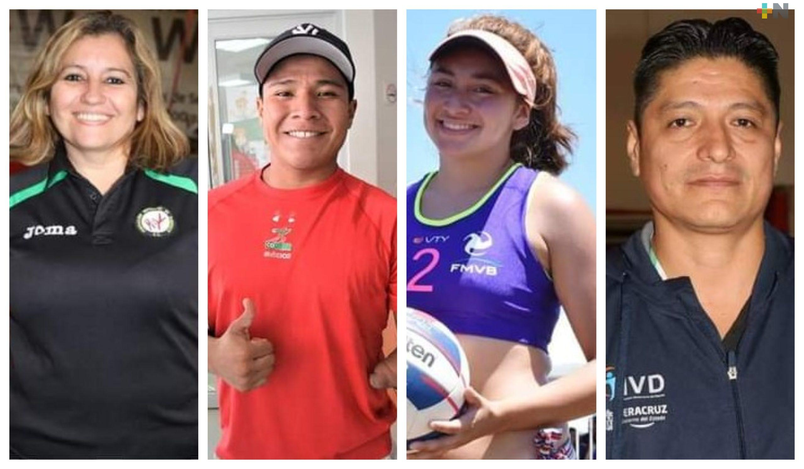 Sureños galardonados con el Premio Estatal del Deporte