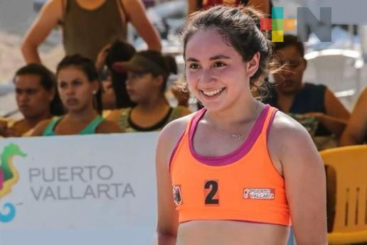 Satisfecha con lo logrado: Danna Cortés