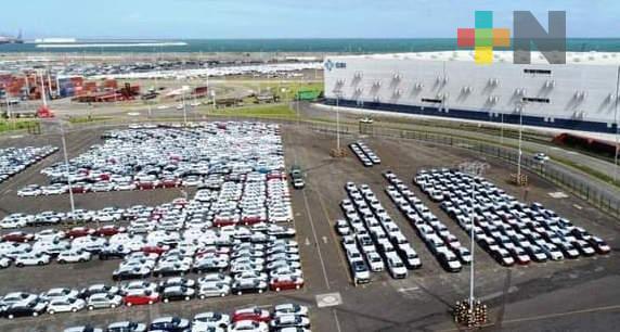 Reporta Apiver incremento de 22.3% más de movimiento de autos con respecto al año pasado