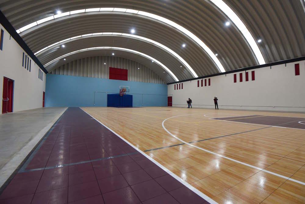 Ayuntamiento de Xalapa rehabilita el gimnasio de la unidad habitacional Fovissste