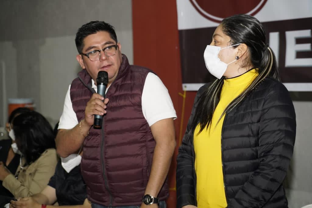 Respaldan diputados el proyecto que encabeza Ramírez Zepeta para Morena