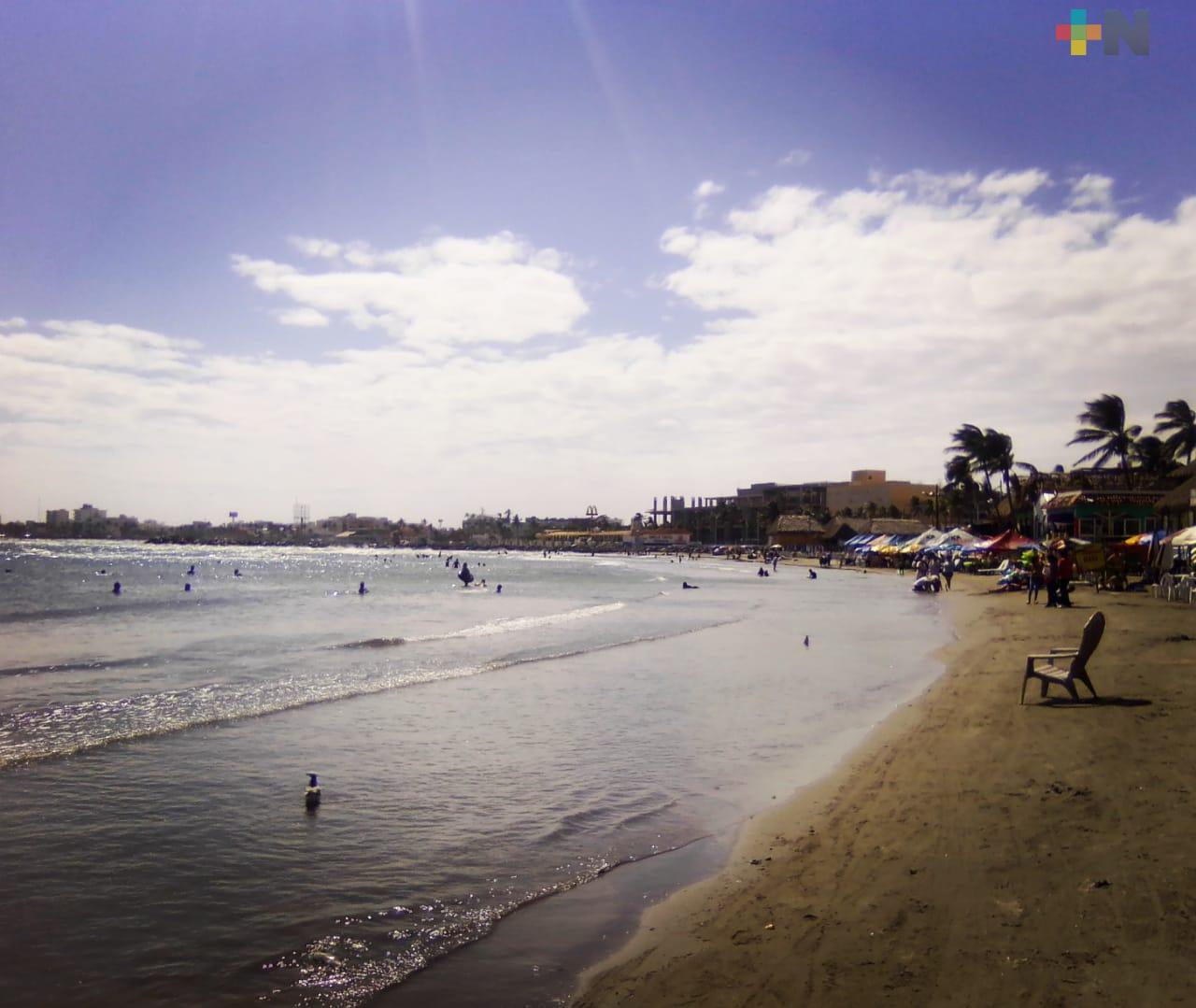 Playas de municipio de Veracruz permanecerán con libre acceso: Alfonso García