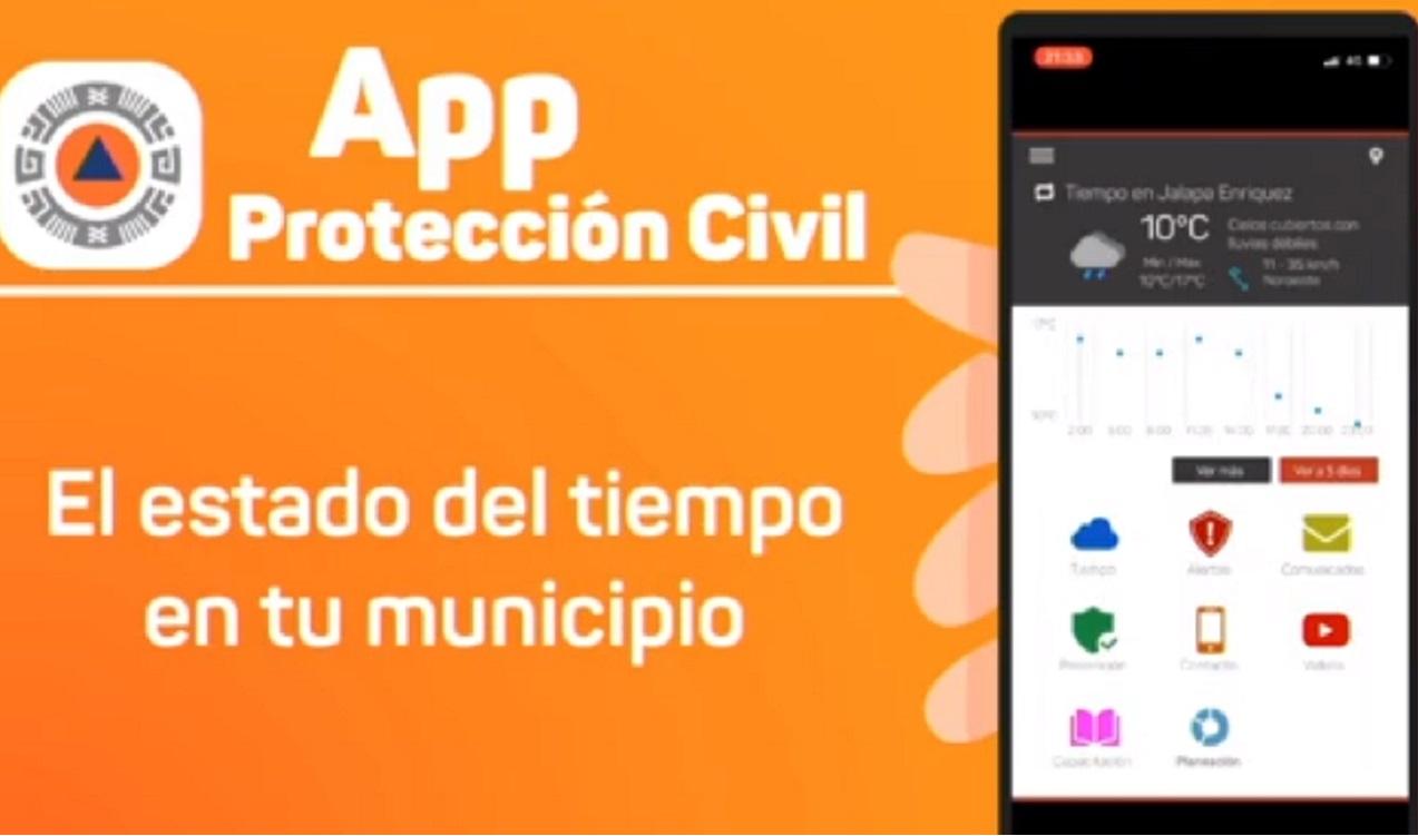 """Aplicación """"SPC Veracruz"""" se renueva y puede ser descargada de manera gratuita"""