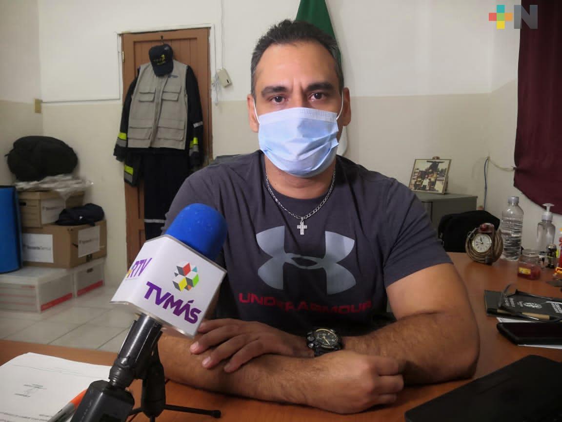 En municipio de Veracruz  continuarán reforzando medidas para evitar aglomeración de personas: Alfonso García
