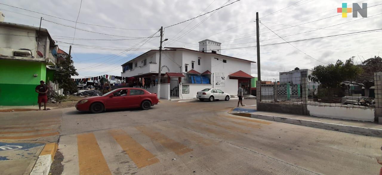 Denuncian maltrato y agresiones en centro de rehabilitación del puerto de Veracruz
