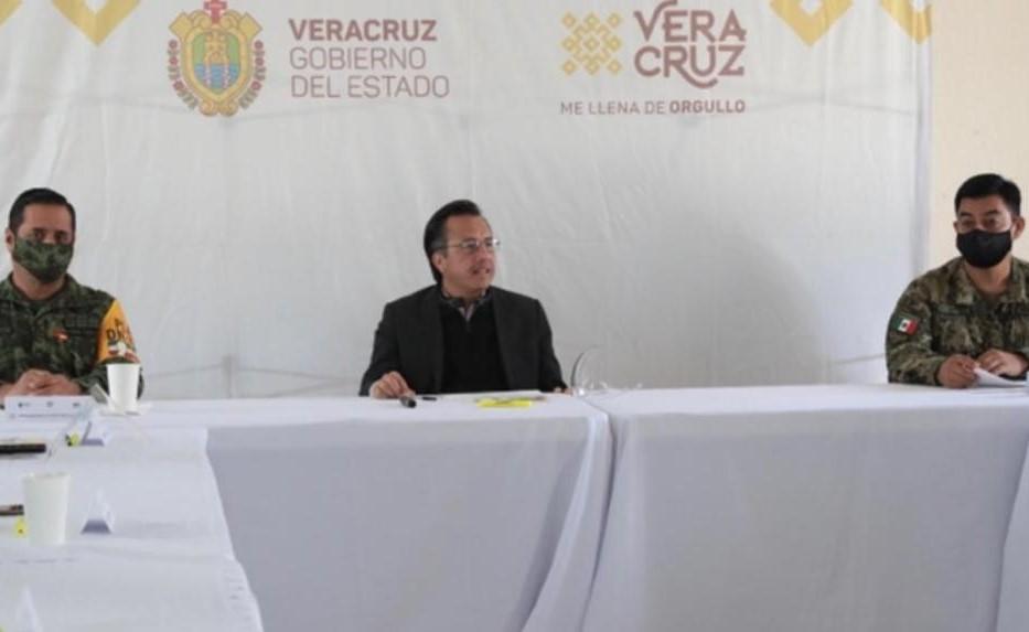 En Veracruz, se han realizados 479 reuniones de  Coordinación para la Construcción de la Paz