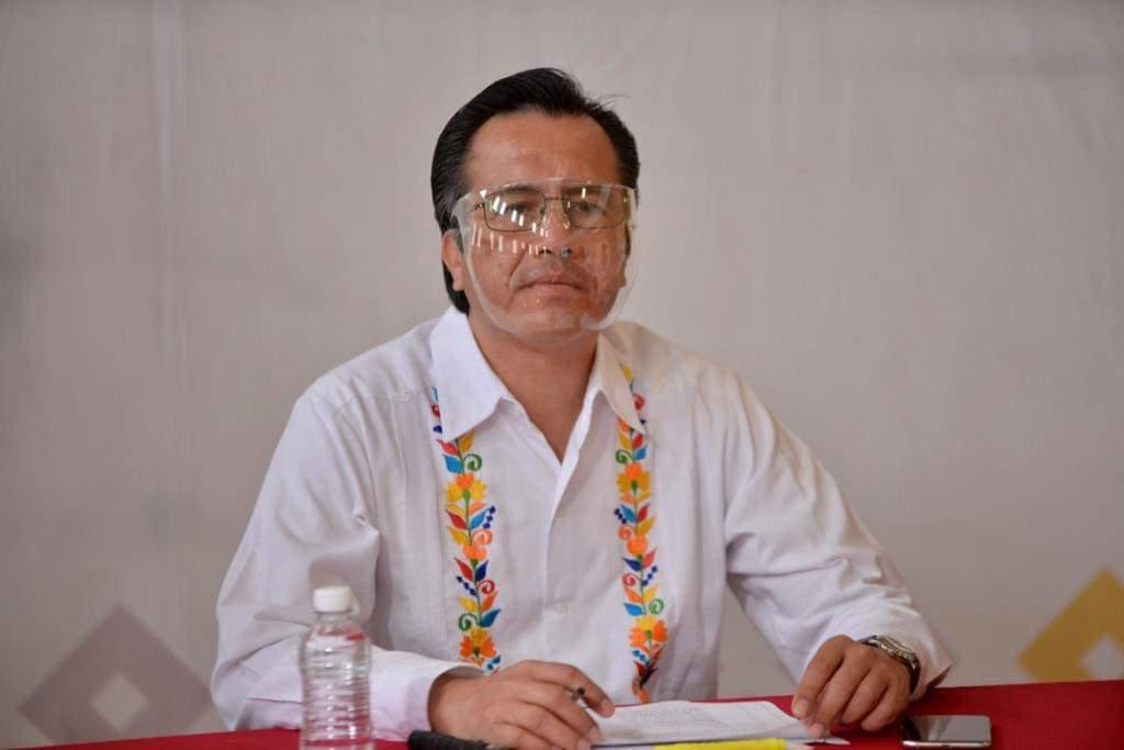 Incrementó Gobierno de Veracruz presupuesto para salud: Cuitláhuac García