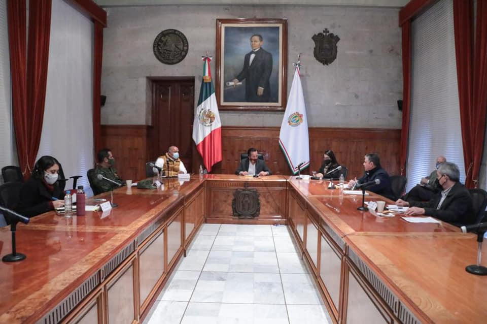 Fiscalía de Veracruz localizó a dos personas con reporte de desaparición, reportaron en mesa de seguridad