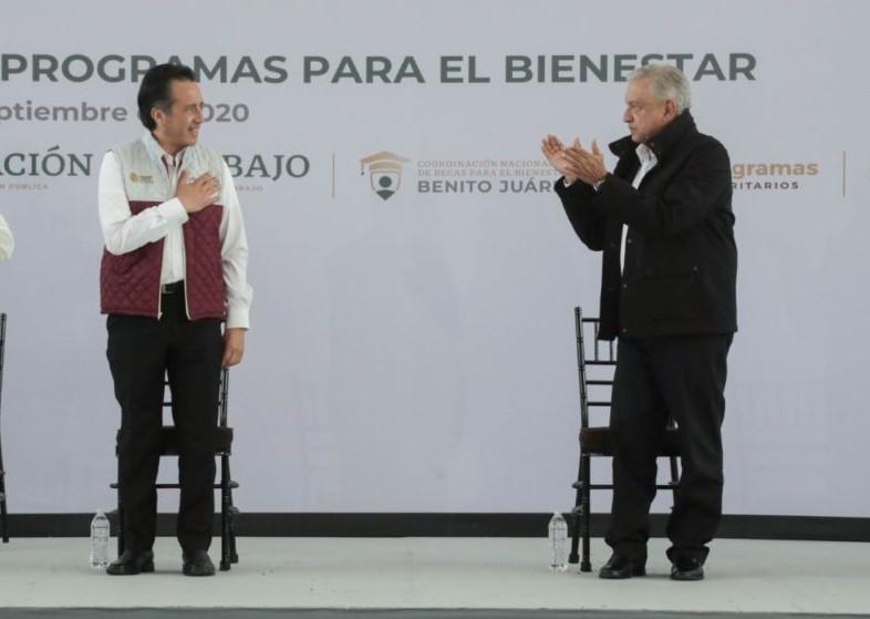 No conozco proyecto de tren ligero en Xalapa, pero si es viable lo apoyaremos: AMLO