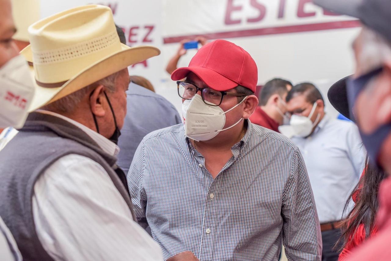 Continuaremos con Gobiernos de Transformación: Esteban Ramírez