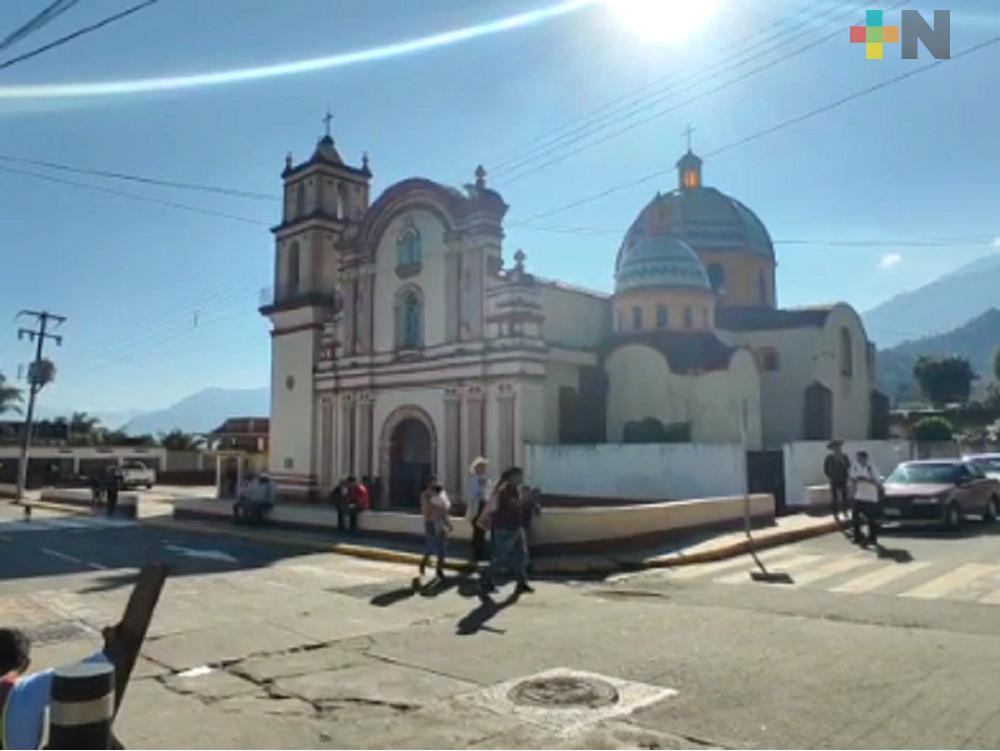 Suspenden festejo del 12 de diciembre en municipio de La Perla