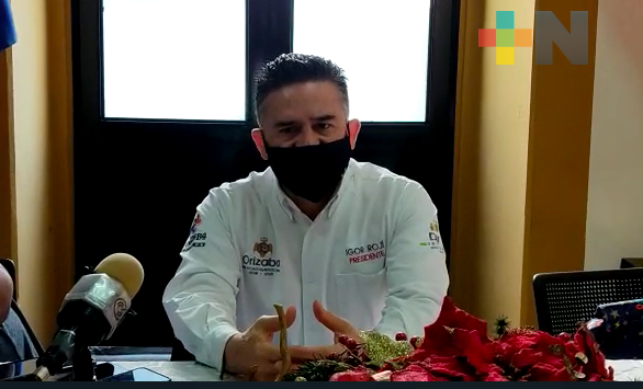 Que alcalde de Orizaba asuma su responsabilidad por anunciar compra de vacunas: CGJ