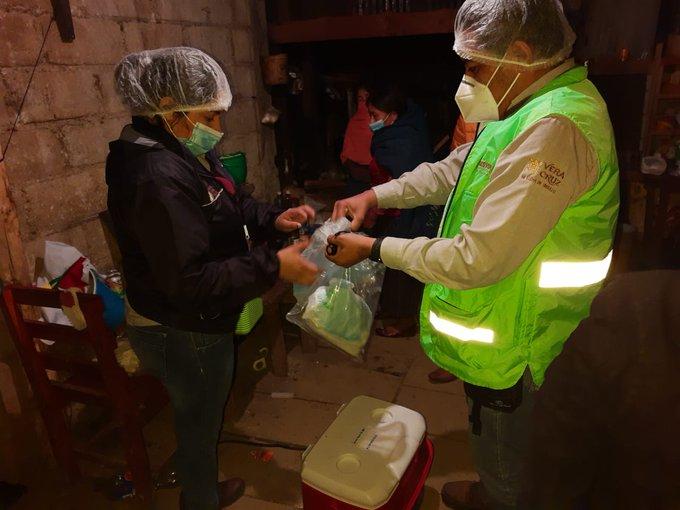 Reporta Secretaría de Salud estables a intoxicados en Tehuipango