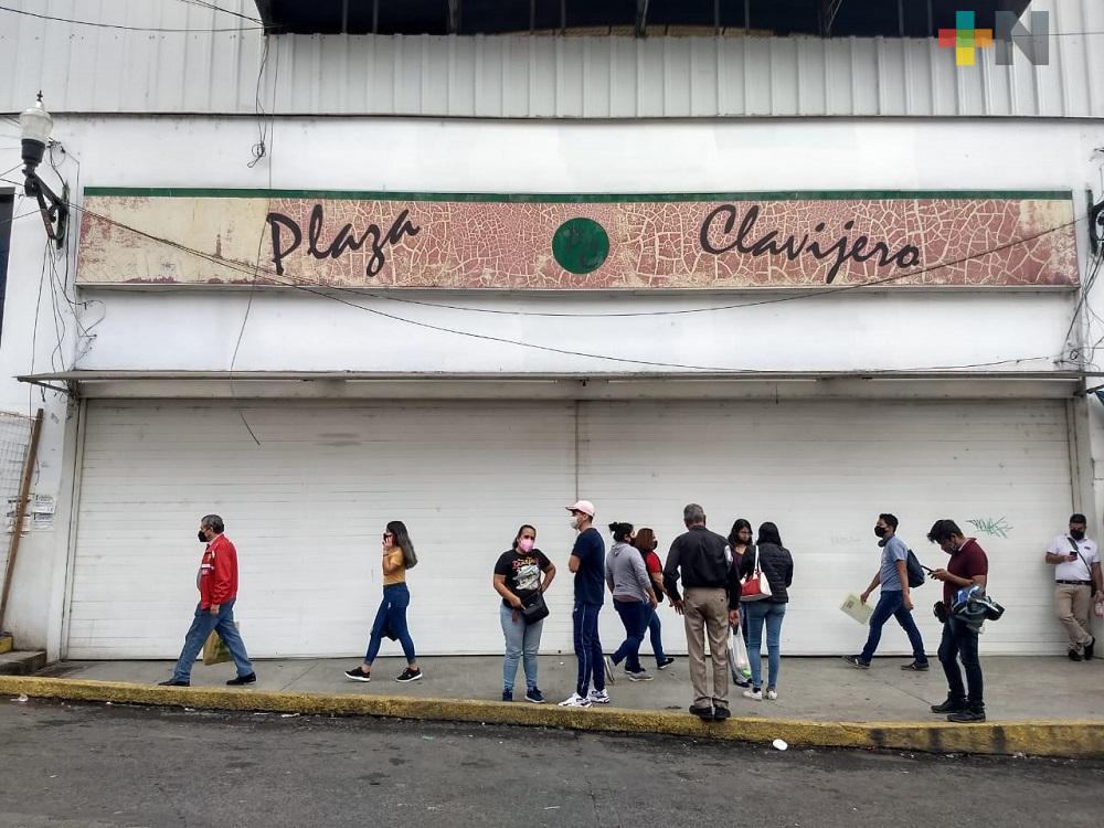 Xalapa a punto de pasar al semáforo rojo epidemiológico; exhortan a acatar medidas