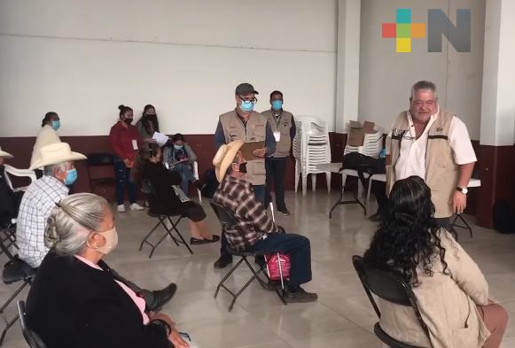 Pagos de programas sociales se realizan en tiempo y forma: Manuel Huerta