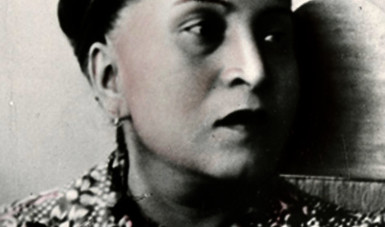 María Izquierdo representó en parte de su obra el arte circense y sus personajes