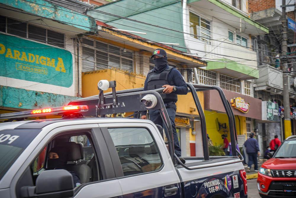 Reporta PC «saldo blanco», tras festejos de Nochebuena en Xalapa