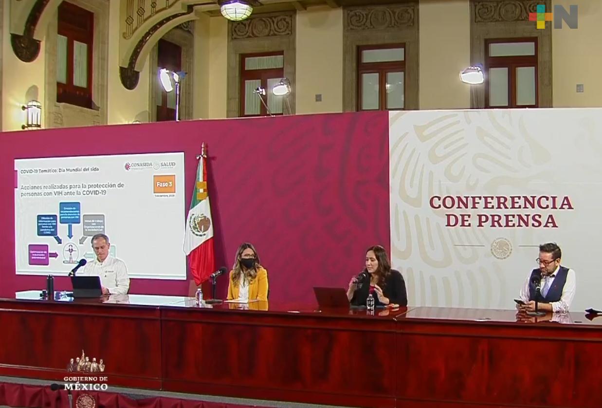 Acumula México un millón 122 mil 362 casos positivos a COVID-19