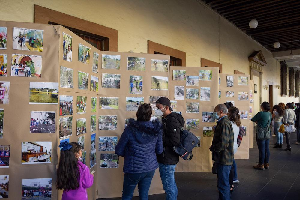 Inauguran exposición fotográfica sobre trabajo de familiares de desaparecidos
