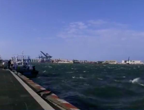 Frente Frío 27 provocará rachas de viento de hasta 75 km/h en zona conurbada Veracruz-Boca del Río