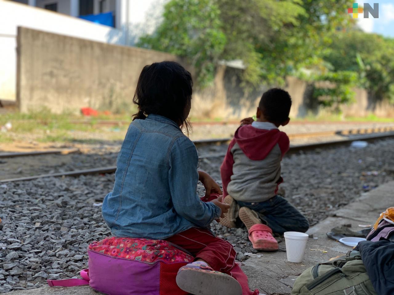 DIF estatal y nacional darán protección a niños migrantes
