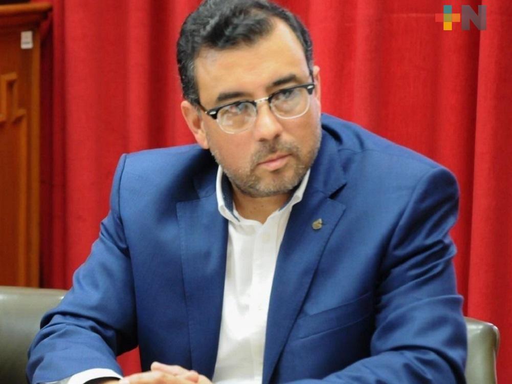 Comerciantes de Xalapa respaldan medida de restricción de movilidad urbana: Bernardo Martínez