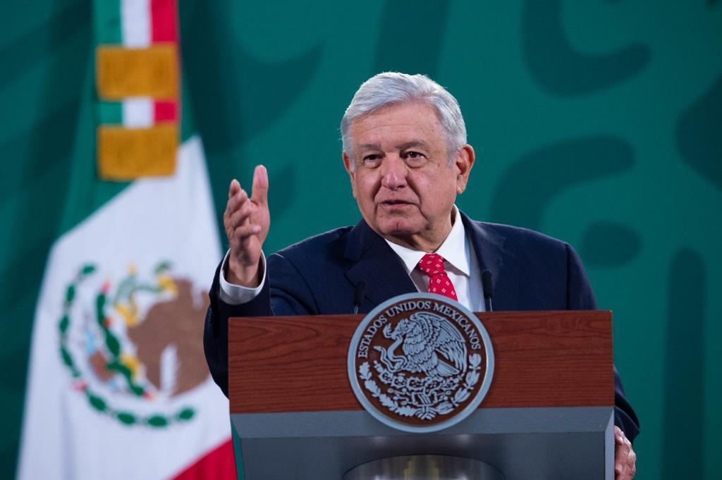 Deseó López Obrador buena suerte a Joe Biden