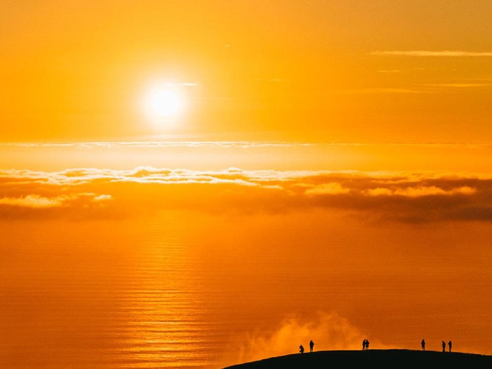 2020, fue el tercer año más caliente registrado