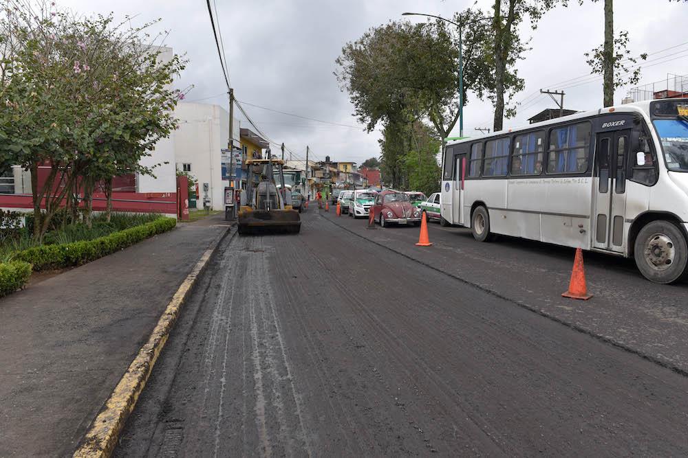 Diez obras están en proceso de conclusión en el municipio de Xalapa