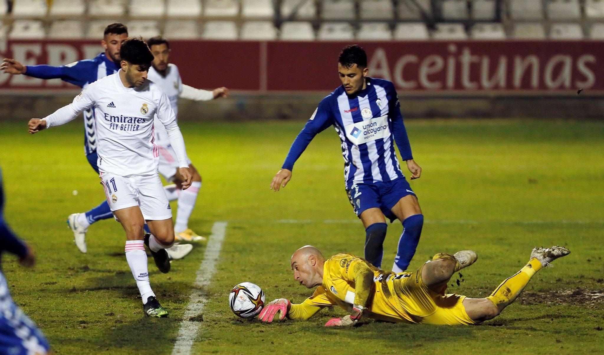 Fracasotote del Real Madrid; lo eliminó equipo de la Segunda División B