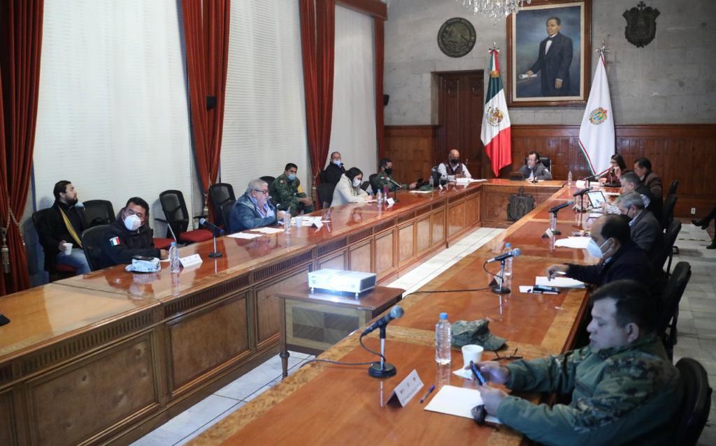 Destaca Cuitlahuac García detención de una banda de secuestradores en la zona de Huatusco