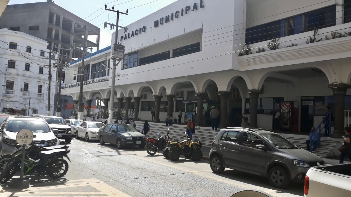 Sindicato de Empleados Municipales emplazó a huelga al ayuntamiento de Tuxpan