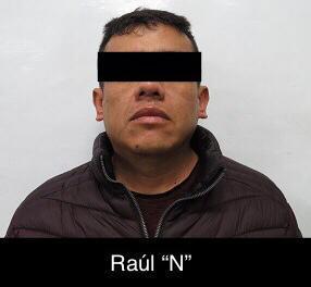 En Fortín, captura SSP a dos personas por delitos contra la salud
